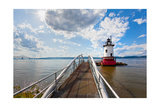 Hudson River Scenic, Tarrytown, New York Photographic Print by George Oze