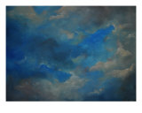 Blue Skies Giclee Print by Douglas King