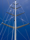 "Sy ""Adele""'s Main Mast and Rigging, 2006 Photographic Print by Rick Tomlinson"