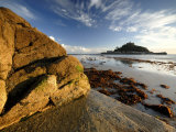 St Michael's Mount, Marazion, Cornwall, UK Prints by Ross Hoddinott