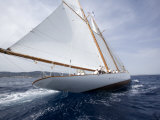 Eleonara at the Superyacht Cup, Palma De Mallorca, June 2007 Photographic Print by Richard Langdon