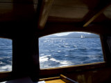 "View from Cabin of ""The Blue Peter"" at Panerai Classics, Sardinia, September 2007 Photographic Print by Richard Langdon"