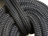"""Close Up of a Bundle of Rope Onboard Sy """"Adele"""", 2006 Photographic Print by Rick Tomlinson"""
