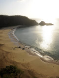 Deserted Beach on the Brazillian Island of Fernando De Noronha, Atlantic Ocean, October 2008 Photographic Print by Rick Tomlinson