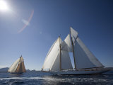 Panerai Classics, Sardinia, September 2007 Photographic Print by Richard Langdon