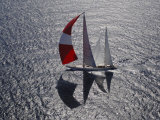 "Sy ""Adele"", 180 Foot Hoek Design, at the Superyacht Cup Palma, October 2005 Stampa fotografica di Rick Tomlinson"