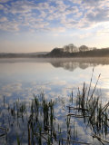 Lower Tamar Lake, North Devon Cornwall Border, UK Photographic Print by Ross Hoddinott