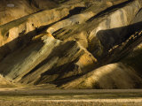 Eroded Slopes of Landmannalaugar Highlands, Central Iceland Photo by Inaki Relanzon