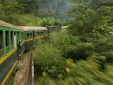 Train Travelling Between Manakara and Fianarantsoa, Madagascar Posters by Inaki Relanzon