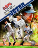 Derek Jeter Most Career Hits by a Shortstop Photo