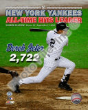 Derek Jeter 2722 Hits Photographie