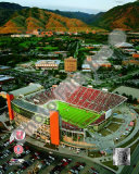 Rice-Eccles Stadium University of Utah Utes 2008 Photo