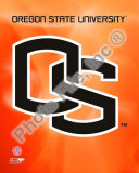 Oregon State University Beavers Team Logo Photo
