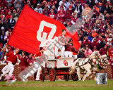 Sooner Schooner Mascot of the Oklahoma Sooners 2007 Photographie