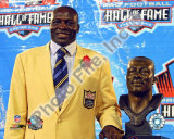 Bruce Smith 2009 NFL Hall of Fame Induction Ceremony Photo