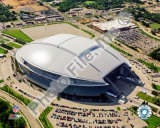 Cowboys Stadium Aerial View Photo