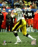 Terry Bradshaw Action Photo