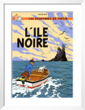 L&#39;Ile Noire, c.1938 Posters by Herg&#233; (Georges R&#233;mi) 