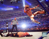 Shawn Michaels Action Photo