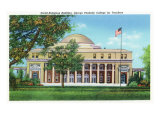 Peabody College, Nashville, Tennessee Art Print