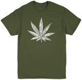 The Leaf T-skjorte