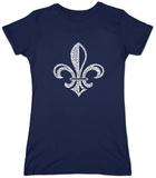 Women's: Fleur De Lis T-Shirts