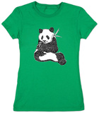 Juniors: Panda T-Shirt