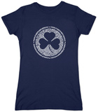 Juniors: Irish Clover T-Shirt