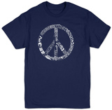 Peace, Love &amp; Music T-Shirt