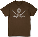 Pirate Flag Vêtements