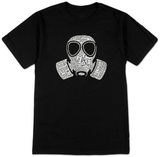 Gas Mask Vêtements