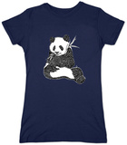 Juniors: Panda Shirt