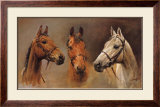 We Three Kings Art by Susan Crawford