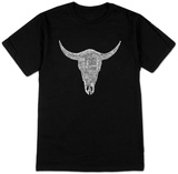 Cow Skull T-Shirt