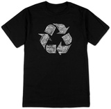 Recycle Symbol T-skjorter
