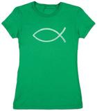 Juniors: Jesus Fish Vêtements