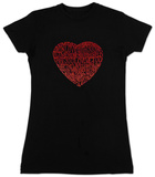Juniors: Heart Koszulki