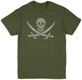 Pirate Flag Vêtement