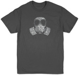 Gas Mask Shirts