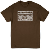 Boom Box Tshirt