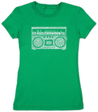 Women's: Boom Box T-Shirt