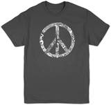 Peace, Love & Music T-shirts