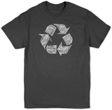 Recycle Symbol Vêtement