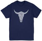 Cow Skull Tshirt
