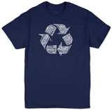 Recycle Symbol Vêtements