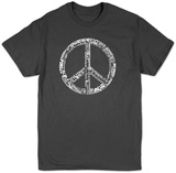Peace 77 T-Shirts