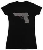 Juniors: Right to Bear Arms T-shirts