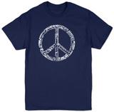 Peace 77 T-Shirts