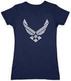Juniors: Air Force T-Shirt