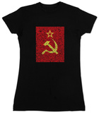 Juniors: Russian Flag T-Shirt